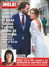 """Divertida, romántica y llena de color"". Así describe la revista..."