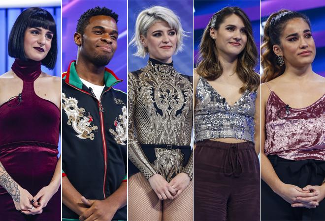 Asi Son Los Cinco Los Finalistas De Ot 2018 Fuera Del Escenario Famosos Perdona nuestras ofensas, como también nosotros perdonamos a los que nos ofenden. asi son los cinco los finalistas de ot