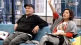 El Koala y Miriam Saavedra en GH VIP 6
