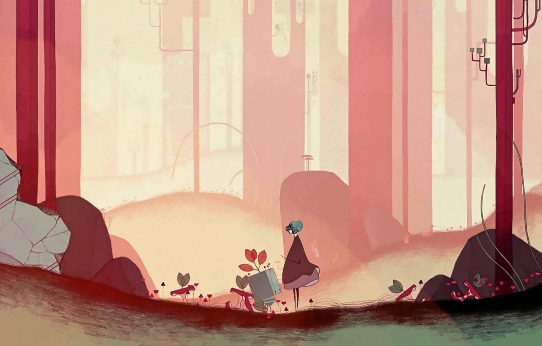 Gris, el esperado debut de Conrad Roset en el videojuego