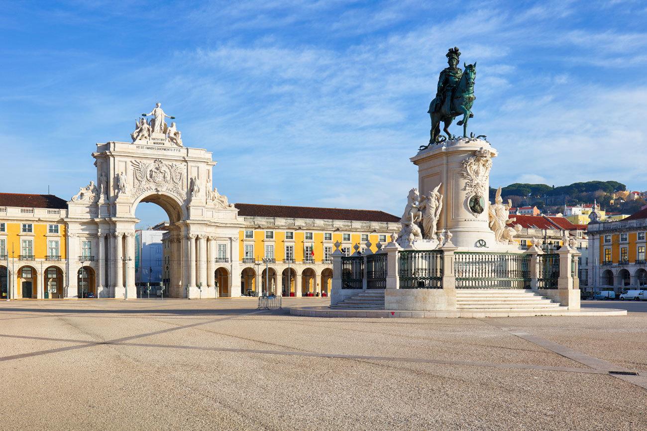 Es uno de los símbolos indiscutibles de la capital portuguesa. No...
