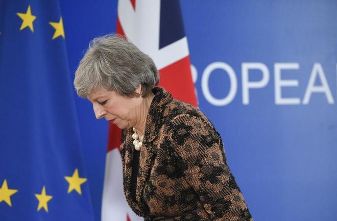 May, sin salida en el laberinto del Brexit