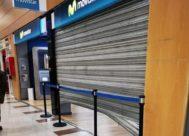 Tienda de móviles asaltada en Aranjuez.
