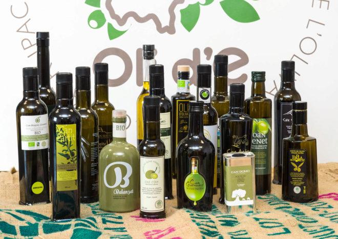 En este momento la isla de Ibiza cuenta con cuatro almazaras y 18 marcas.