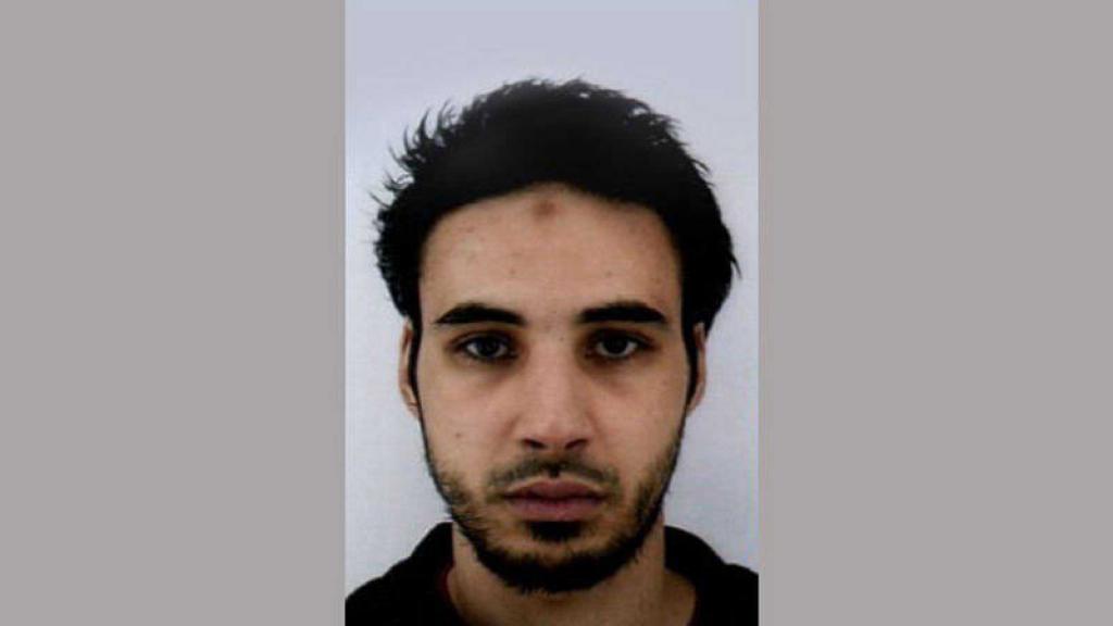 El terrorista de Estrasburgo, Chérif Chekatt.