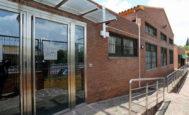 Las instalaciones de la casa cuna compartían edificio con la guardería de la fundación.