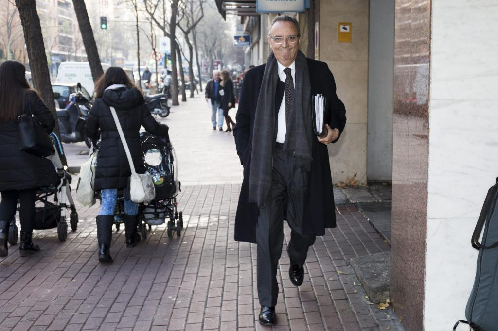 El empresario Joan Gaspart en una imagen de archivo
