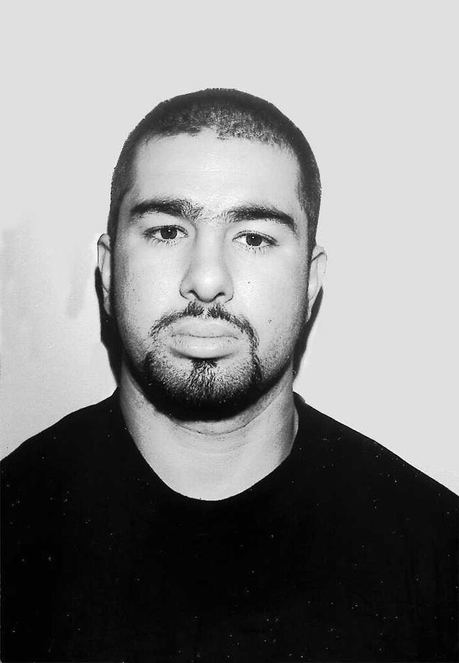 Ricardo Guerra, asesino de Aitor Zabaleta, en una imagen de archivo.