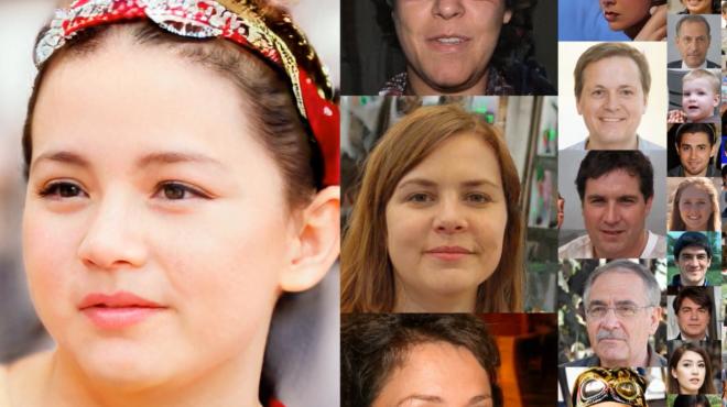 Ninguna de estas personas existe: sus caras han sido fabricadas por una máquina
