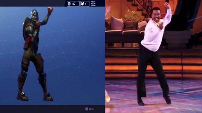 El actor que interpretaba a Carlton denuncia a Fortnite por 'robarle' su baile