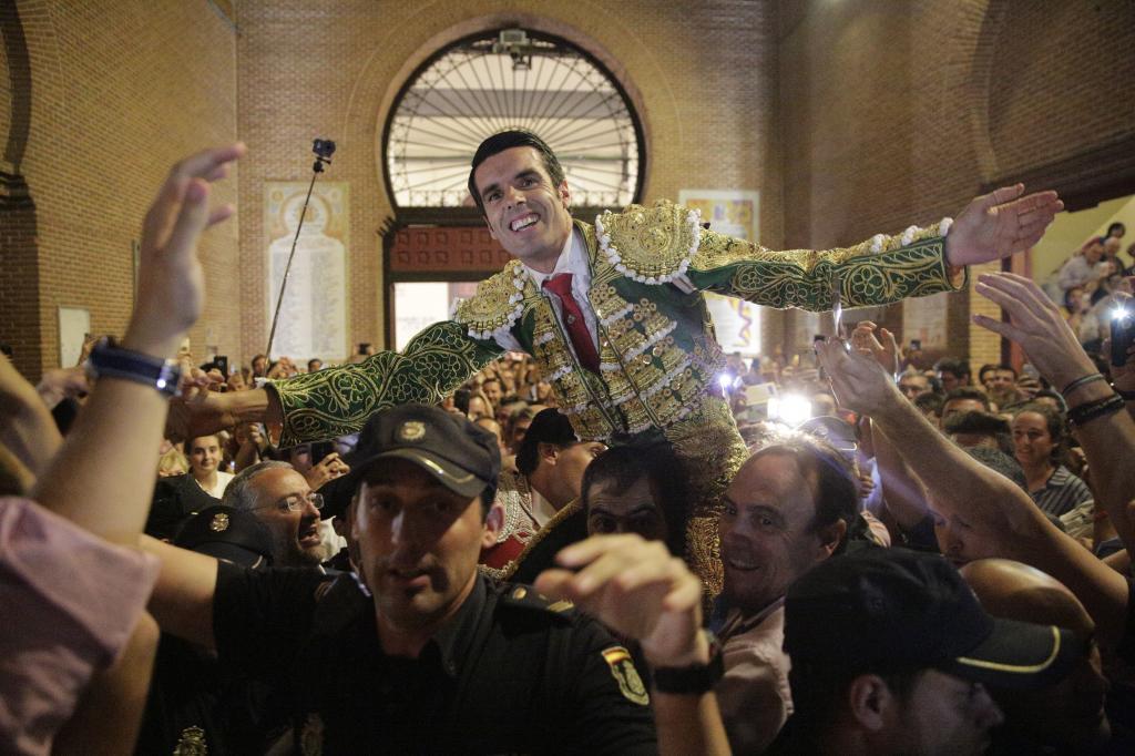 """""""Emilio de Justo lleva ya 10 años en el bombo"""""""