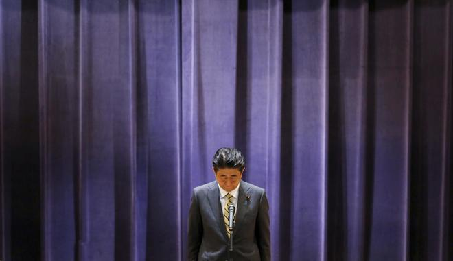 El primer ministro japonés, Shinzo Abe, cumple en diciembre seis años en el cargo.