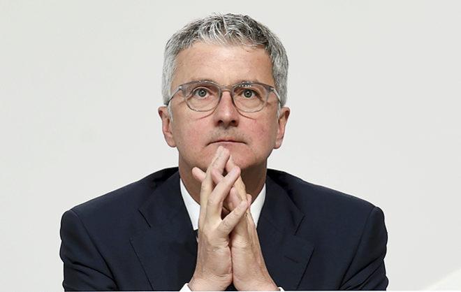 Rupert Stadler, ex consejero delegado de Audi.