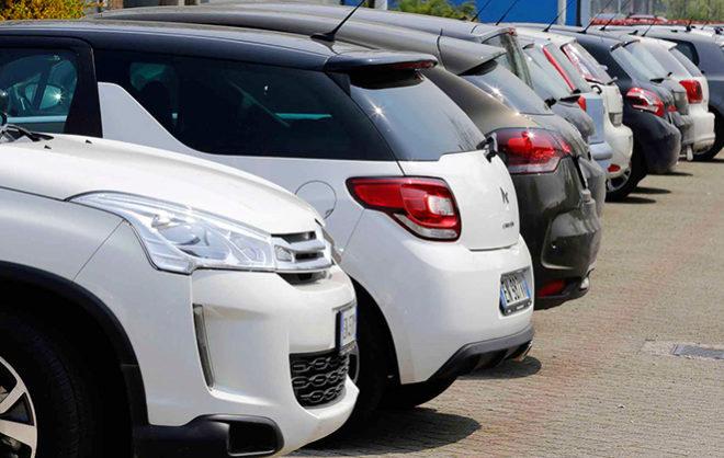 El parque automovilístico en España tiene una media de 12 años.