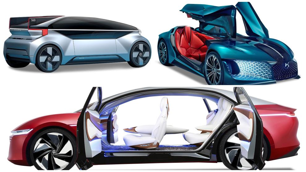 Prototipos: un futuro más o menos lejano