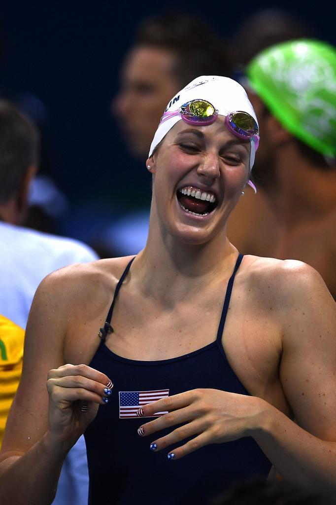 Missy Franklin o cómo dejar la natación a los 23 años