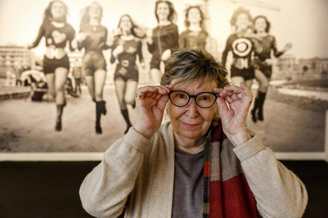 Joana Biarnés, la primera fotoperiodista española.