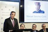 Manuel Sánchez Corbí, en los II Premios Accors contra la corrupción...