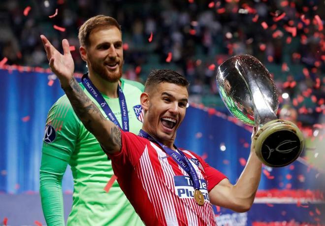 LaLiga  Lucas Hernández y el Atlético d7fafbf0e9682