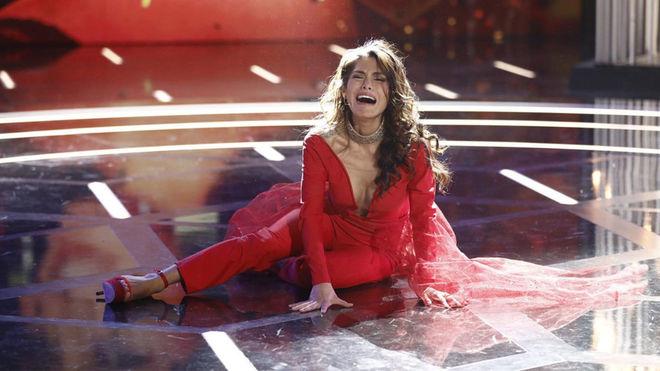 Miriam Saavedra, ganadora de GH VIP.