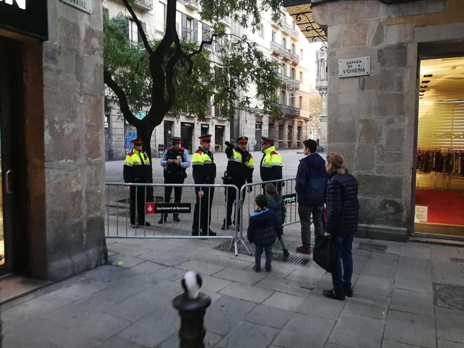 El 21d En Directo Manifestación Contra El Consejo De Ministros En