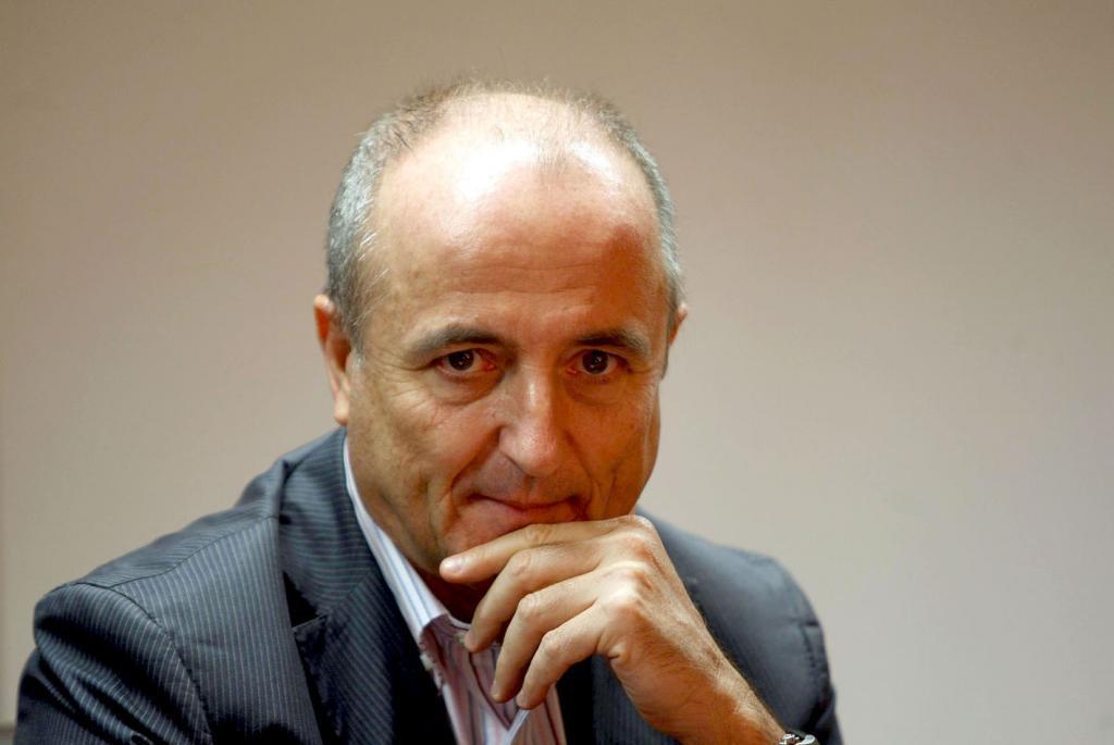 El ex ministro Miguel Sebastián