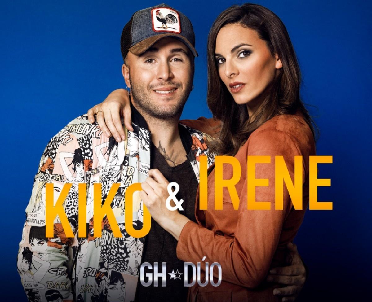Kiko Rivera e Irene Rosales participarán en GH Dúo