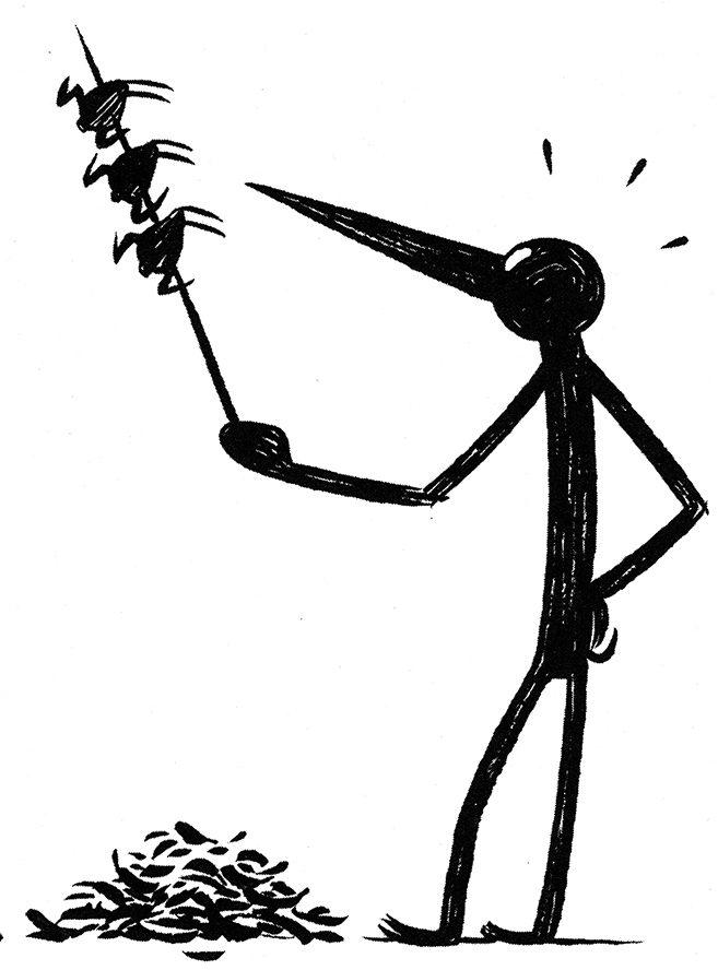 Viñeta del cómic 'Rey Carbón', del mallorquín Max, Premio Nacional de Cómic en 2007