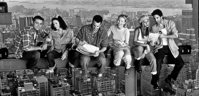 Por qué Friends es la serie que nunca muere