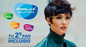 La actriz Paz Vega en un anuncio de Varilux.