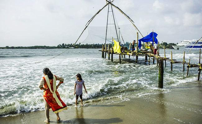 Por qué engancha Kerala, la India menos India