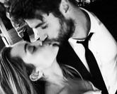 Imagen de la boda de Miley Cyrus y Liam Hemsworth