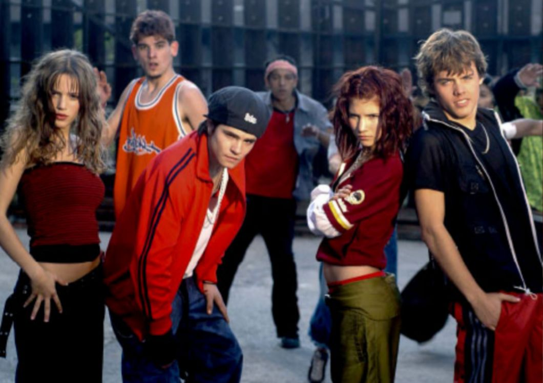 Netflix prepara un remake de Rebelde Way