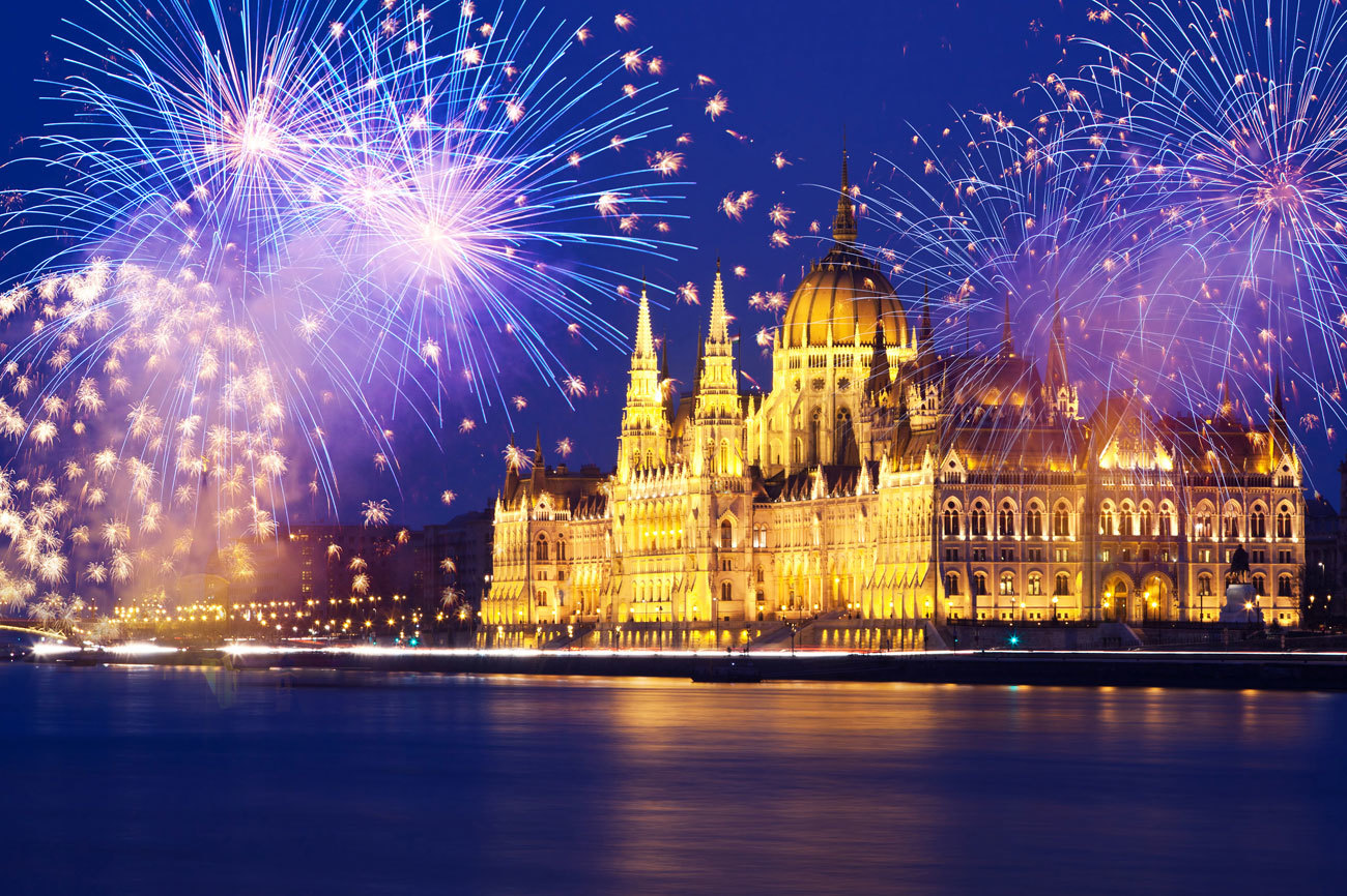 5. BUDAPEST (HUNGRÍA)