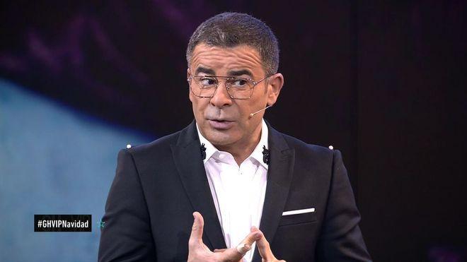 Jorge Javier Vázquez en la gala de Navidad de Gran Hermano VIP 6.