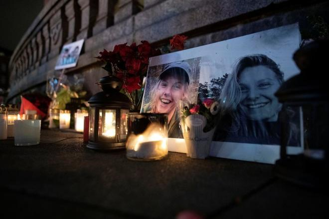 Louisa Vesterager Jespersen y Maren Ueland murieron a manos del IS el 17 de diciembre en un valle del Atlas (Marruecos).