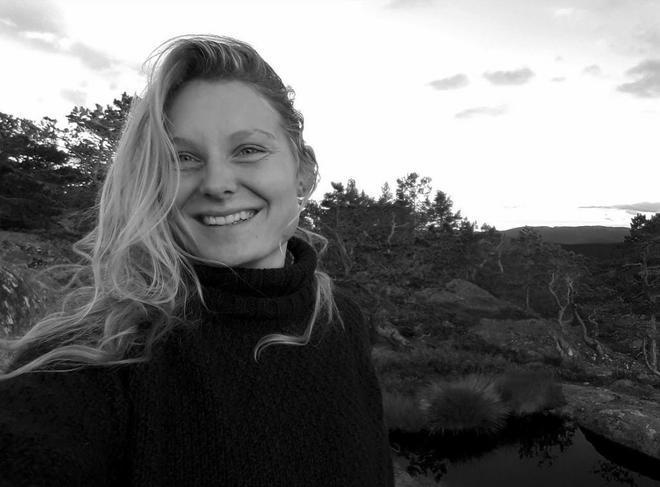 Louisa Vesterager Jespersen, una de las dos turistas nórdicas...
