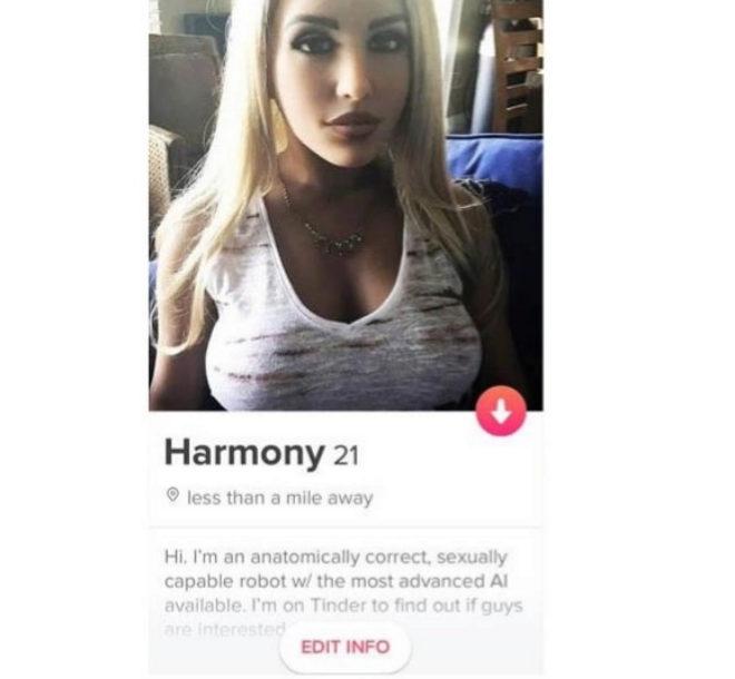 Harmony La Primera Muñeca Sexual Con Inteligencia Artificial