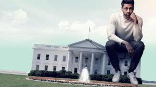 Imagen de la serie 'Patriot Act with Hasan Minhaj'.