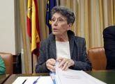 La administradora única provisional de RTVE, Rosa María Mateo.