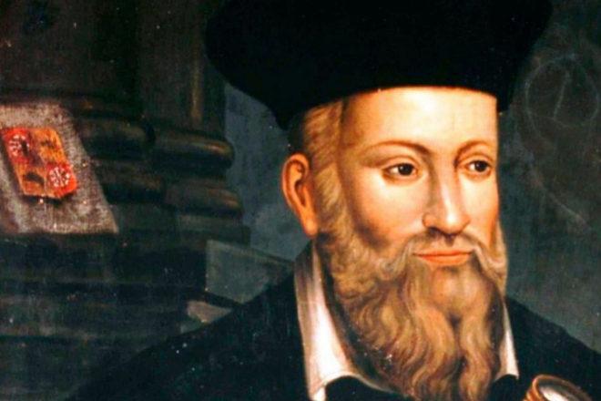 Michel de Nôtre-Dame, aka Nostradamus, el más célebre autor de...