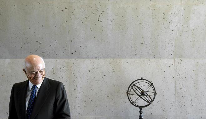 El ya ex presidente de BBVA, Francisco González.