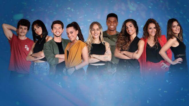 Imagen de los concursantes de Operación Triunfo candidatos a ir a Eurovisión 2019