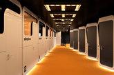 Las 16  cabinas de Sleepbox en el Aeropuerto de Dulles se alquilan por...