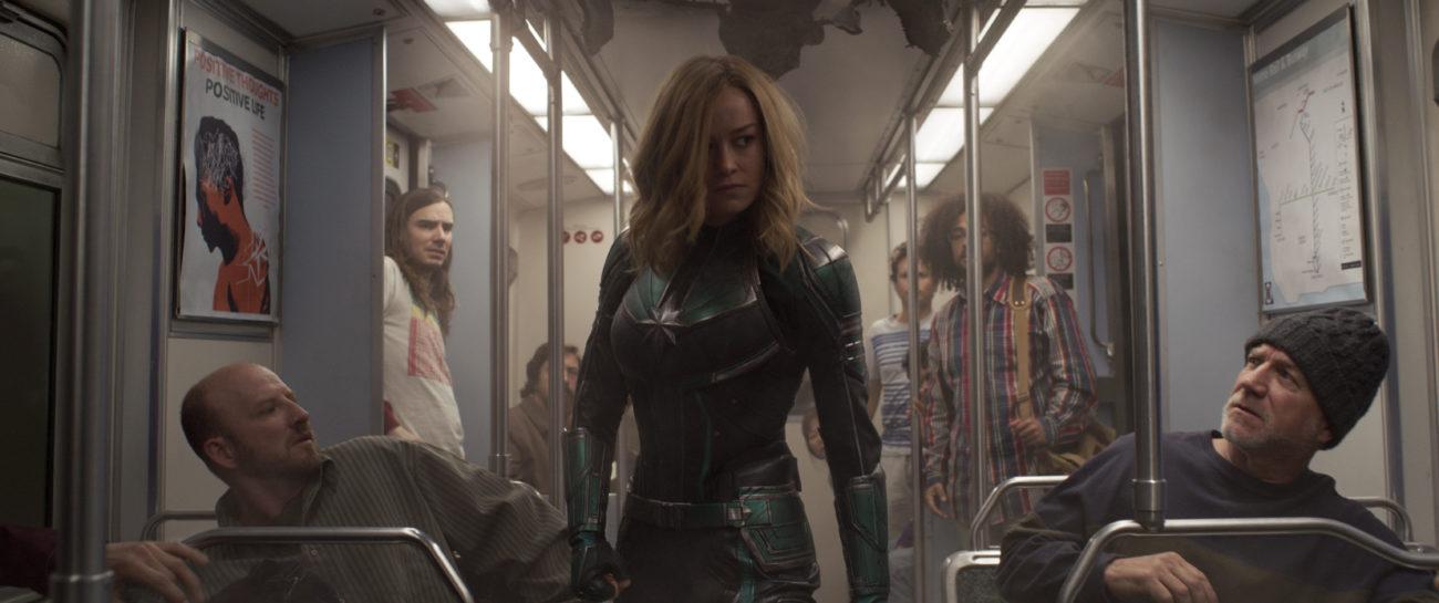 Capitana Marvel (8 marzo)
