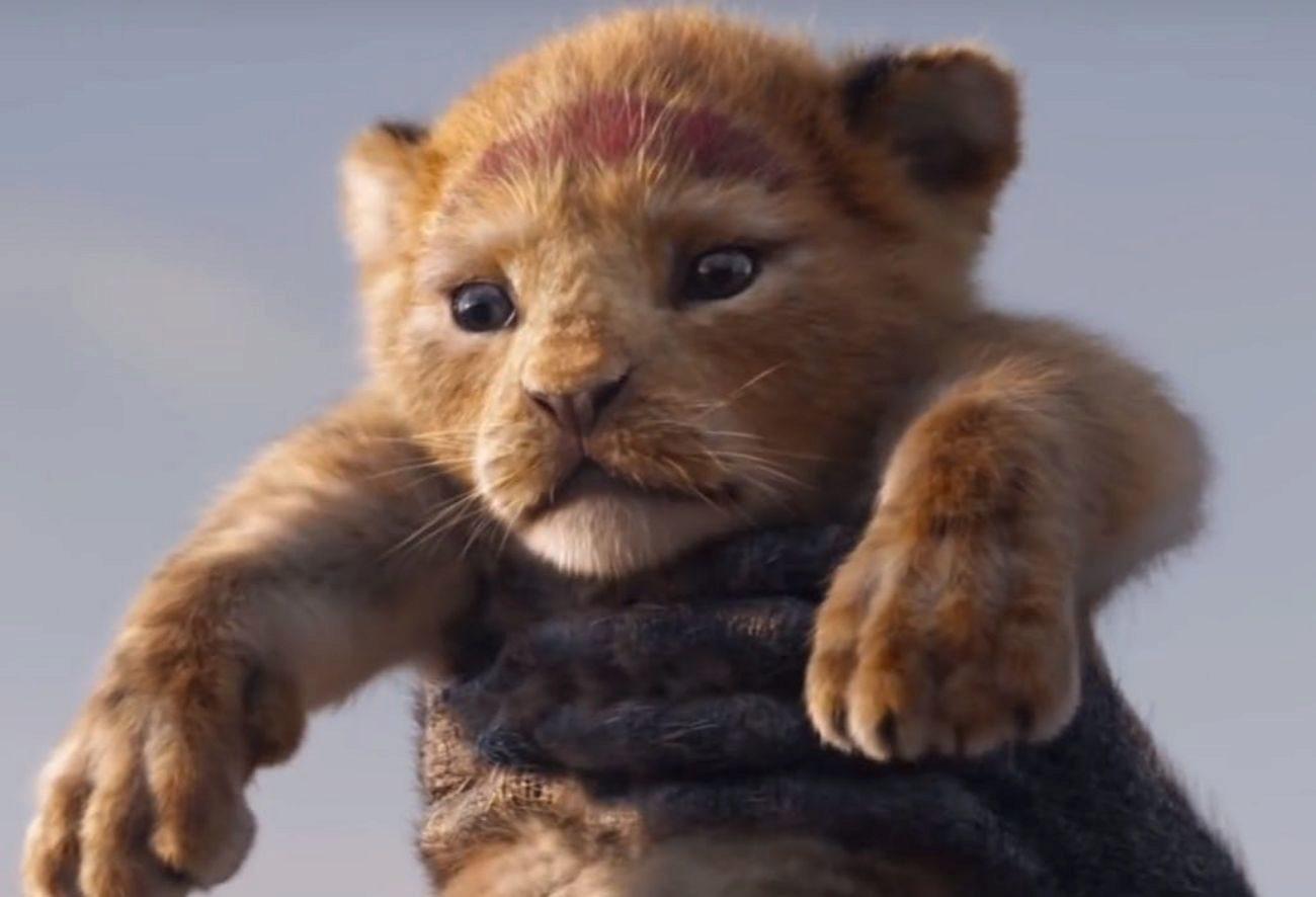 El rey león (19 julio)