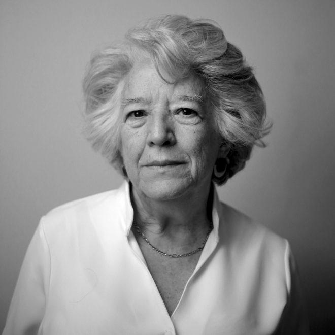 María Ángeles Durán, socióloga y Doctora en Ciencias Políticas.