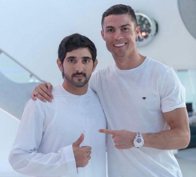 ¿Cuánto mide Cristiano Ronaldo? - Altura y peso - Real height - Página 8 15466074803554