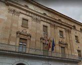 Edificio de la Audiencia Provincial de Salamanca