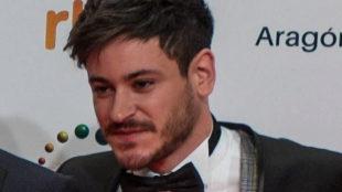 El cantante y ex concursante de Operación Triunfo Luis Cepeda.